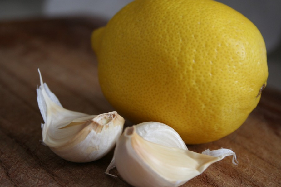 garlic-and-lemon
