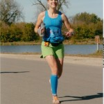 Angie Bishop: Running Her First Marathon Barefoot