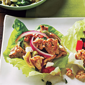 chicken-lettuce-cups
