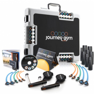 journey gym with all components