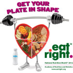 National Nutrition Month: Eat Right to Feel Good
