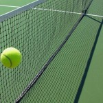 Nerves and Sweat: USTA District Tennis Tourney