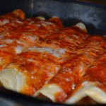 A Great Dish for Thanksgiving Leftovers: Turkey or Chicken Enchiladas