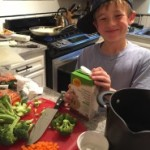 Have a Cook-Off With Your Kid